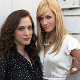 2 Broke Girls Logo Cover  – © CBS