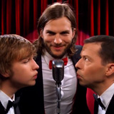 Two and a Half Men Logo Cover  – © CBS Broadcasting, Inc.