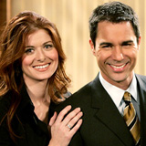Will & Grace Logo Cover  – © NBC