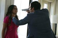 Skye (Chloe Bennet) und Ian Quinn (David Conrad) – © RTL Crime