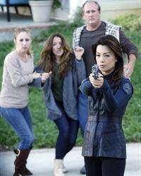 Melinda May (Ming-Na Wen, vo.) – © RTL Crime