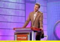 """SWR Fernsehen """"MEISTER DES ALLTAGS - DAS SWR WISSENSQUIZ"""", am Montag (28.04.14) um 22:30 Uhr. Moderator Florian Weber. – © SWR/Peter A. Schmidt"""