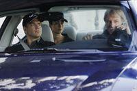 Dem Täter auf der Spur?: Gibbs (Mark Harmon, r.), Tony (Michael Weatherly, l.) und Ziva (Cote de Pablo, M.) ... – Bild: CBS Television