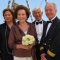 """""""Traumschiff"""" schlägt """"Tatort"""" am 2. Weihnachtstag – Starke Einschaltquoten für den Abschied von Schiffsarzt Horst Naumann – Bild: ZDF/Dirk Bartling"""