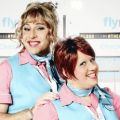 "Comedy Central startet ""Come Fly with Me"" Ende Juli – Kalkofe und Welke synchronisieren ""Little Britain""-Nachfolger – © BBC"