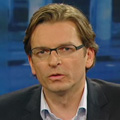 """Polit-Talk """"Eins gegen Eins"""" startet im März – Sat.1 stellt inhaltliches Konzept vor – © N24 (Screenshot)"""