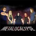 """""""Metalocalypse"""": TNT Serie zeigt neue Folgen – Zehn neue Episoden der animierten Metal-Satire – © Adult Swim"""