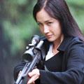 """Action-Star Maggie Q wird die neue """"Nikita"""" – Erstmals asiatische Schauspielerin in der Rolle der Killerin – Bild: Mei Ah Films Production Co. (Film 'Mang lung')"""
