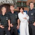 """Mutterschaftsurlaub bei """"Notruf Hafenkante"""" – Wolke Hegenbarth vertritt Rhea Harder – Bild: ZDF/Boris Laewen"""