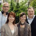 """Psychotherapeut """"Bloch"""" wieder im Einsatz – Dreharbeiten zur 20. Folge haben begonnen – Bild: WDR/Frank Dicks"""