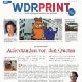 Gefälschte Zeitschrift: WDR hat revolutionäre Pläne – Mitarbeiter kritisieren ihren Sender in Satireform