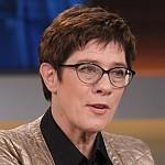 Annegret Kramp-Karrenbauer – Bild: Tagesschau24