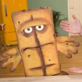 Bernd das Brot – Bild: ZDF/Katja Inderka