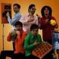 GlasBlasSing Quintett – Bild: ZDF