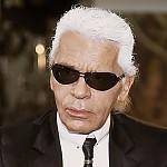 Karl Lagerfeld – Bild: SWR/Till Vielrose