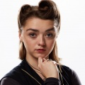 Maisie Williams – Bild: BBC/Simon Ridgway
