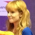 Stef Dawson – Bild: Tara Bitran/Neon Tommy, Stef Dawson of The Hunger Games, CC BY-SA 2.0