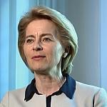 Ursula von der Leyen – Bild: Tagesschau24