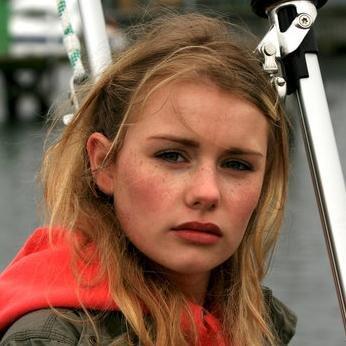 Anna Hausburg – Bild: ZDF/Uwe Ernst