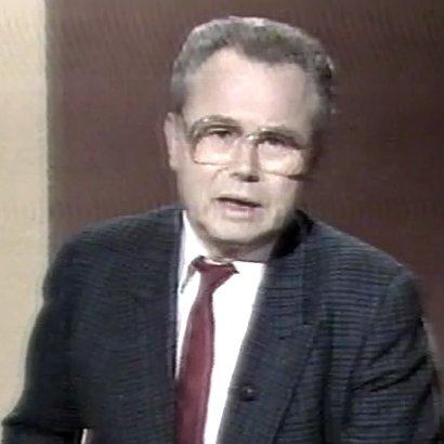 Eduard Zimmermann – Bild: ZDF (Screenshot)