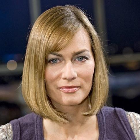 Gesine Cukrowski – Bild: Bayerisches Fernsehen