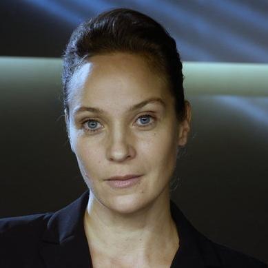 Jeanette Hain – Bild: ZDF