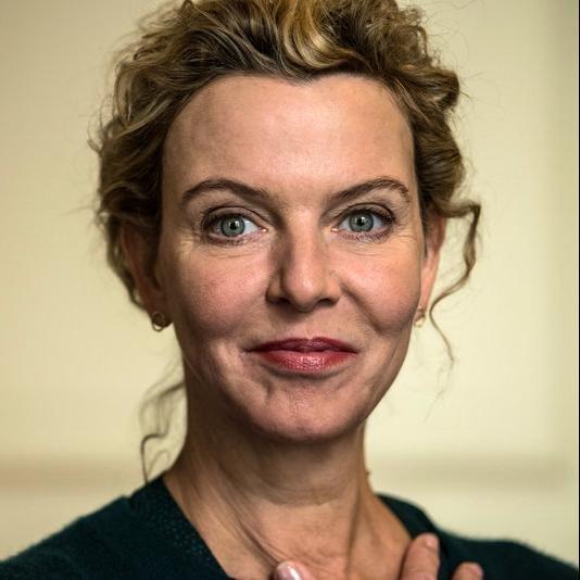 Margarita Broich – Bild: ZDF und Marion von der Mehden