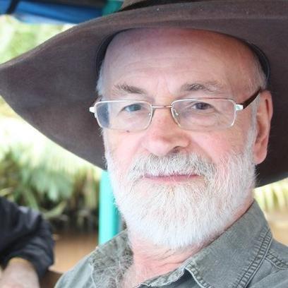 Terry Pratchett – Bild: Geo Television