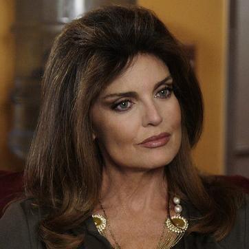 Tracy Scoggins – Bild: CBS Television Lizenzbild frei