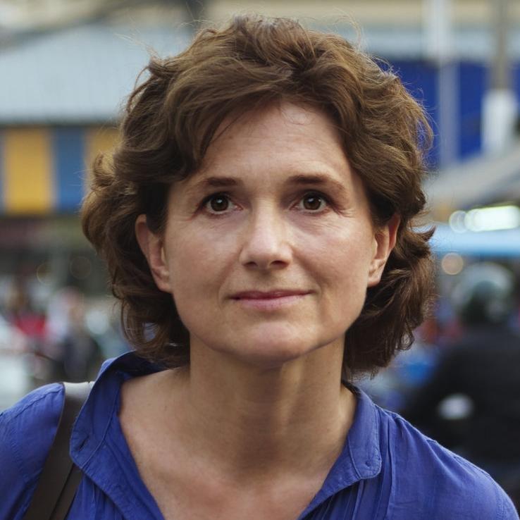 Victoria Trauttmansdorff – Bild: ZDF und Yoliswa von Dallwitz