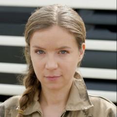 Alexandra Schalaudek – Bild: ZDF