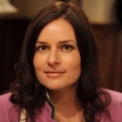 Angela Ascher – Bild: Bayerisches Fernsehen