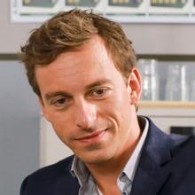 Ben Blaskovic – Bild: ZDF und Christian A. Rieger