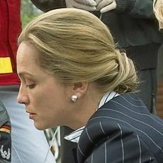 Christin Baechler – Bild: ZDF