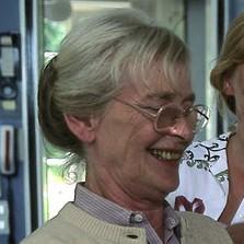 Eva Brumby – Bild: ZDF