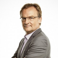 Frank Plasberg – Bild: ARD/Marco Grob