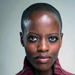 Florence Kasumba – Bild: ZDF