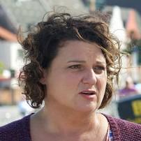 Sabine Urig – Bild: ZDF
