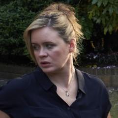 Shannon Murray – Bild: BBC/Simon Ridgeway