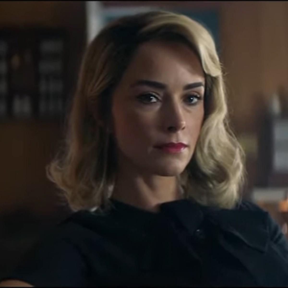 """""""Reprisal"""": Abigail Spencer überstrahlt stylishes Retro-Gangsterdrama – Review – Film-Noir-Hommage beeindruckt visuell, enttäuscht inhaltlich – Bild: Hulu"""