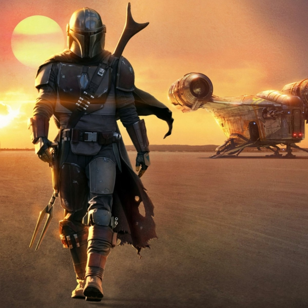 """""""The Mandalorian"""": Zweite Staffel für die """"Star Wars""""-Serie – Serienschöpfer bestätigt voraussichtlichen Starttermin – Bild: Disney+"""