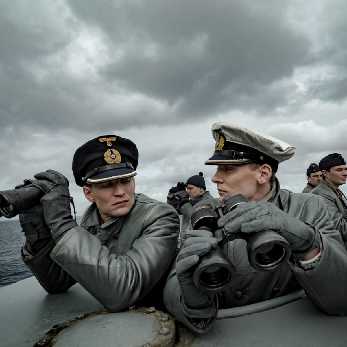 """Vor dem Start: """"Das Boot"""" taucht im Free-TV auf – Aufwendige Serie startet im ZDF – Bild: ZDF/Nik Konietzny"""
