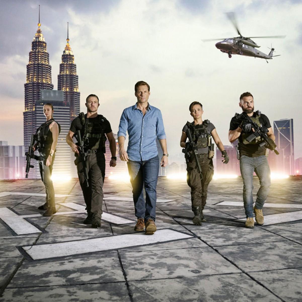 """""""Strike Back"""": Finale Staffel startet im Februar – """"Section 20"""" geht in ihren letzten Auftrag – Bild: Cinemax"""