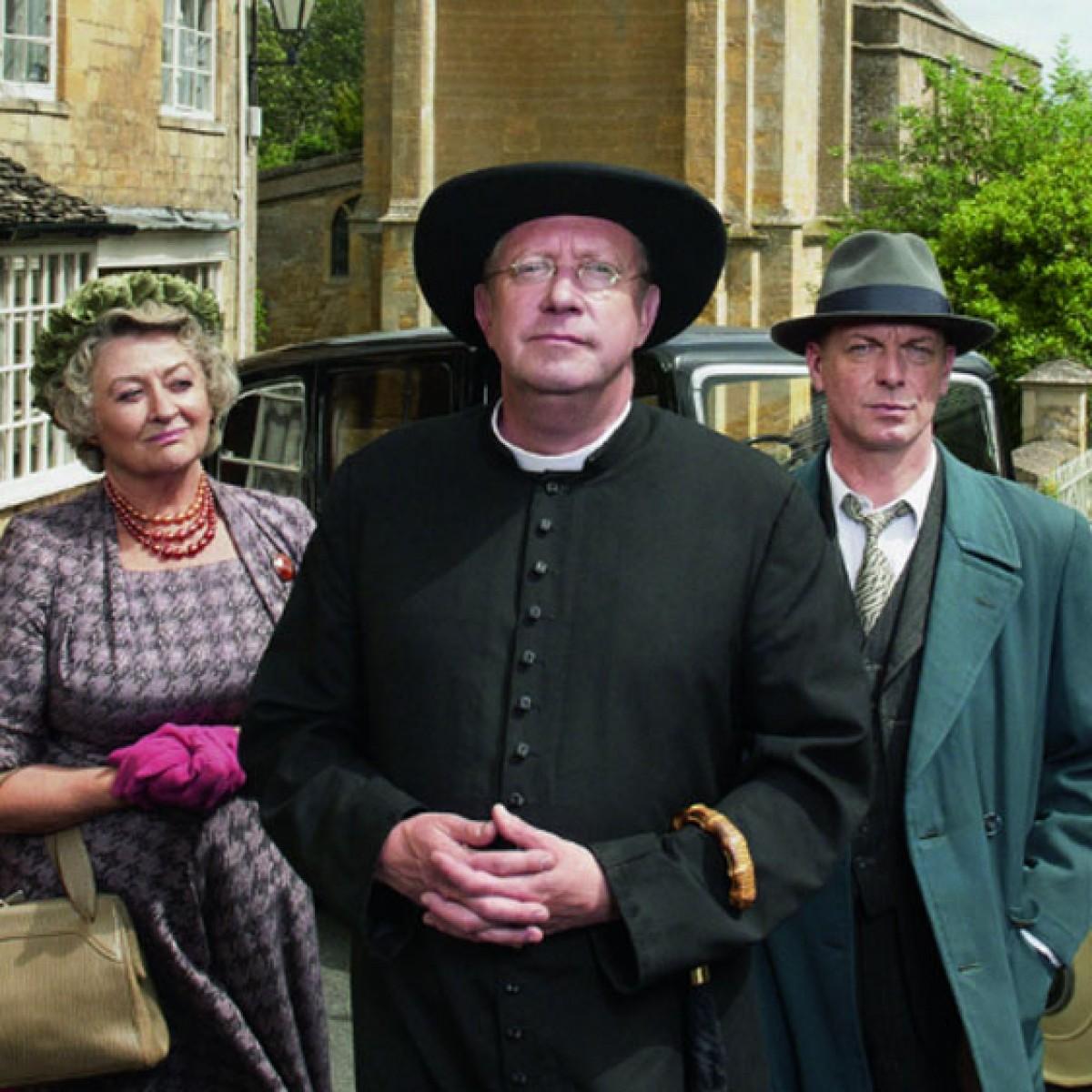 """""""Father Brown"""": ZDFneo versendet siebte Staffel in einer Nacht – Free-TV-Premiere für Nachtschwärmer – Bild: BBC"""