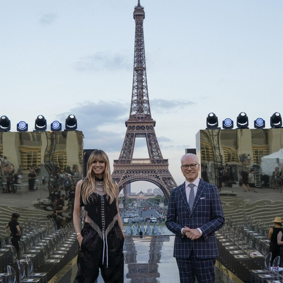 """""""Making the Cut"""": Neue Fashion-Design-Show mit Heidi Klum startet im März – Prime Video sucht neue Modemarke mit Tim Gunn und Klum – Bild: Prime Video/Jessica Forde"""