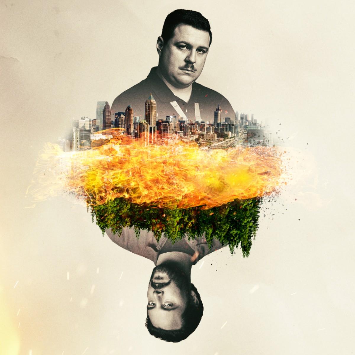 """""""Manhunt: Deadly Games"""": Trailer und Termin für neue Staffel – Olympia-Held und Olympia-Attentäter von 1996 im Zentrum – Bild: Spectrum"""