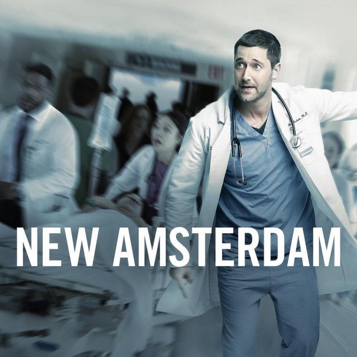 """""""New Amsterdam"""": Drei weitere Staffeln auf einen Schlag bestellt – NBC setzt weiter auf Krankenhausdrama mit Ryan Eggold – Bild: NBC"""