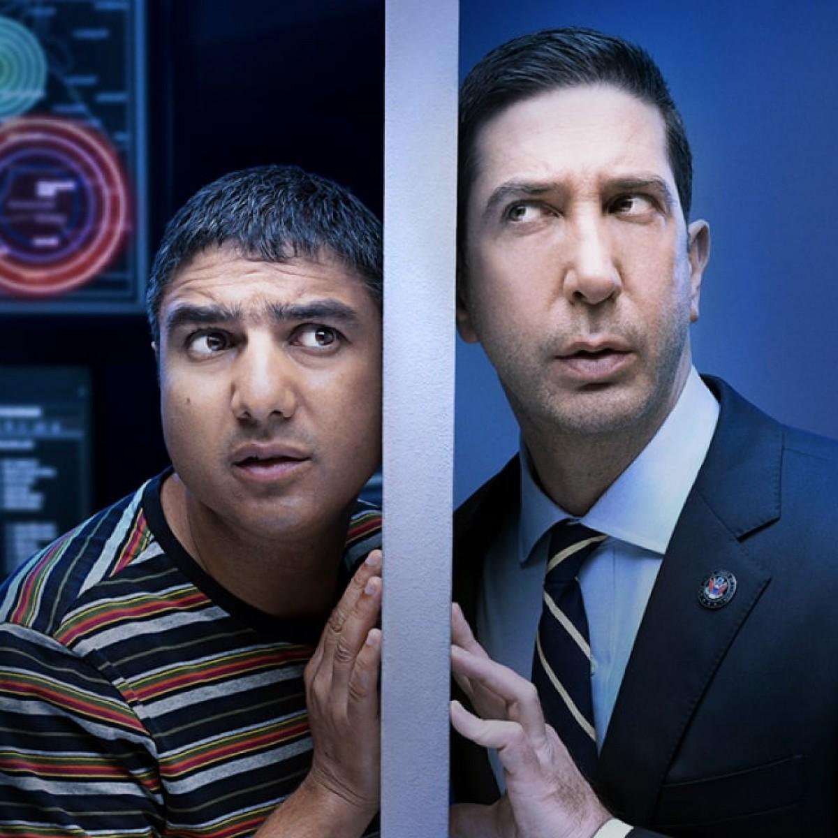 """Intelligence"""" mit David Schwimmer (""""Friends""""): Deutschlandpremiere  angekündigt – fernsehserien.de"""