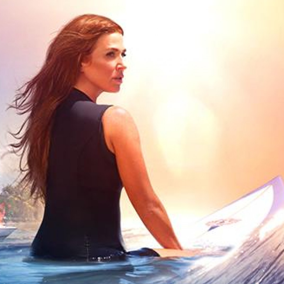 """""""Reef Break"""": Neue Serie von Poppy Montgomery findet deutsche Heimat – Premiere im Pay-TV ab Mitte Februar – Bild: ABC"""