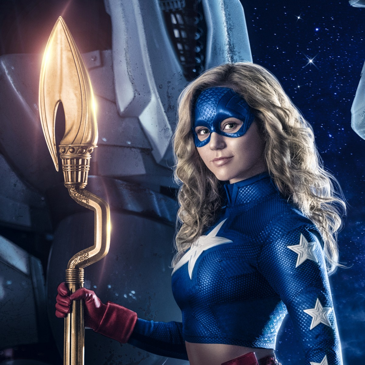"DC: Trailer zu ""Stargirl"", ""Green Arrow and the Canaries"" sowie die ""Crisis on Infinite Earths""-Folgen – Neuigkeiten von den DC-Serien – Bild: DC Universe"